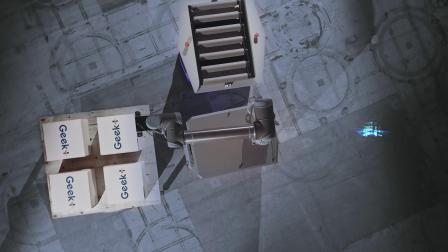 Geek+展示智能机器人工业搬运黑科技!