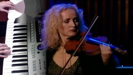 电子琴演奏——《神秘园之歌》