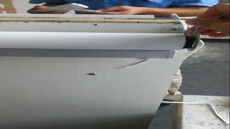 合肥帘动时代窗饰荣誉出品奥科AM25管状电机恢复出厂设置