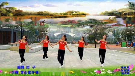 黄山紫纤广场舞《全民DISCO》