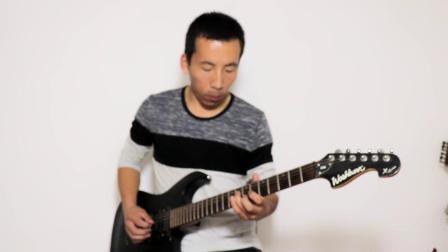 雨蝶电吉他独奏