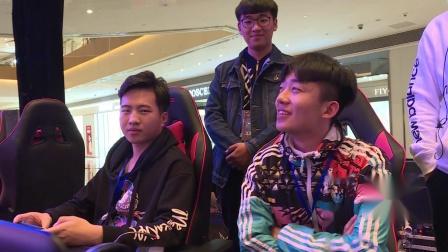 WUCG2018北区决赛 QQ飞车 大连科技学院vs哈尔滨体育学院BO2