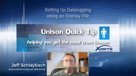 Production Datalog Setup Using Overlay Files