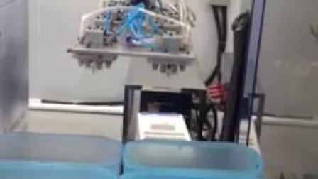 双头塑料水口激光切割