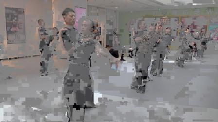 冬冬水兵舞《四步造型·二套》重庆训练营18.10.24