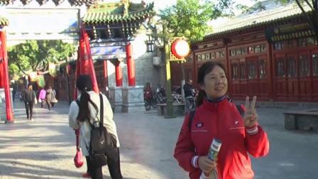 陕西榆林古城游记