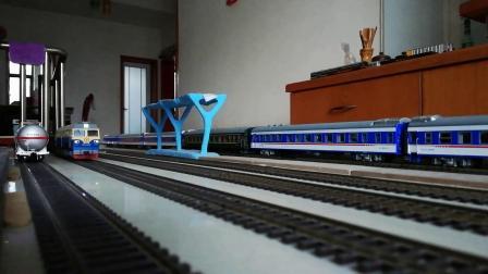 【火车模型】2018年模型运转运转会视频总集