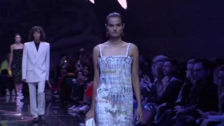 视爵光旭LED显示屏超强助力巴黎世家19夏季时尚服装秀