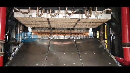 必硕科技——全自动翻转成型机工业包装生产线