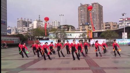 蒙古舞:草原上的月亮. 演唱云飞、编舞李冀雪、指导张红梅、演绎晨霞舞蹈队、摄影老七、制作紫罗兰
