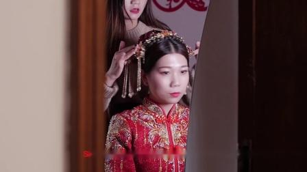 尚诚映像2018-10-25婚礼短片【爱菲尔贵合宴】