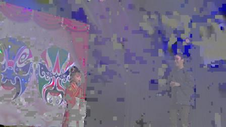 宁波泓艺越剧团,2018.10.25 特邀嘉宾周妙利和她学生上台《天上掉下个林妹妹》巜追鱼》