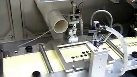 全自动卷料激光打标-切割机