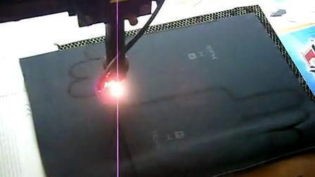 手套激光切割机