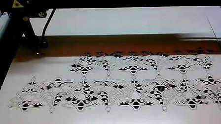 塑料板、PC板激光切割机