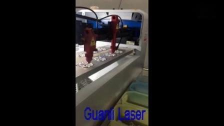 机械手激光切割
