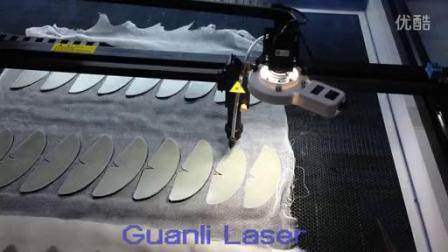 鞋材自动激光切割机