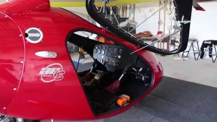 阿波罗动力三角翼及旋翼机飞行系列9