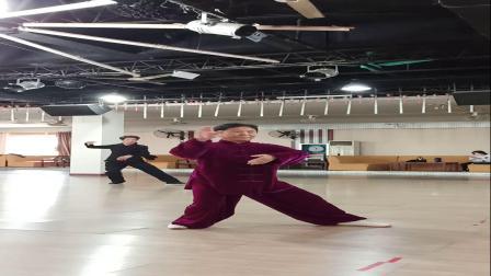 林彩花老师24式太极拳