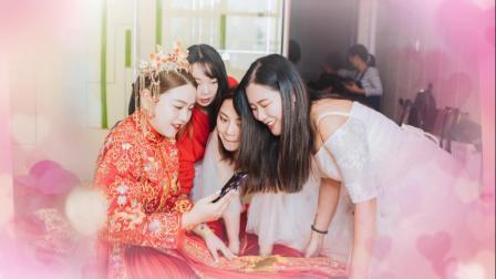 刘文怡结婚纪念视频