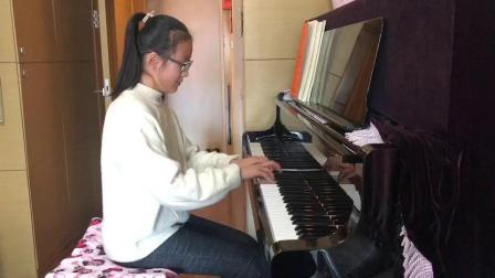 朱昱萱 莫什科夫斯基练习曲 Op.72 No.6 指导老师:印慧媛