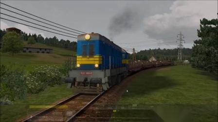 Train Simulator 2015 - CD 721操作视频