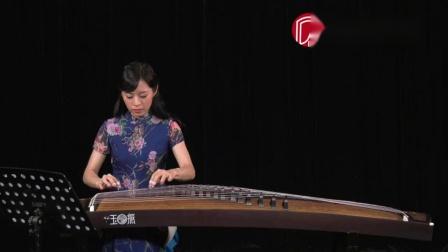 听古筝演绎邓丽君版《雨夜花》,有思念,有深情,有惆怅。
