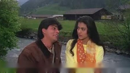 我在印度电影 勇夺芳心截了一段小视频
