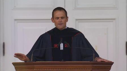 President Jim Ryan's Inaugural Address