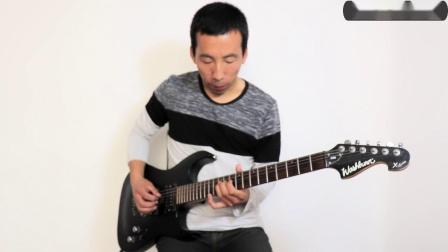 最美情侣电吉他独奏