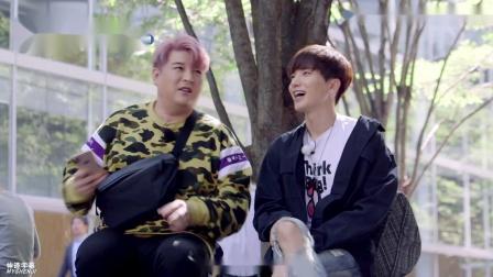 SJ Returns2 EP3 寻找D&E公演场附近的美食店~ | 神迹字幕组