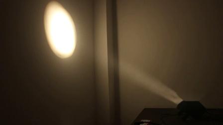 40W调焦帕灯(纯暖白)
