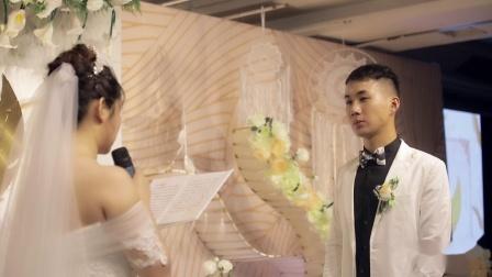 2018.8.19《 QI & BAI 》沐光纪婚礼电影