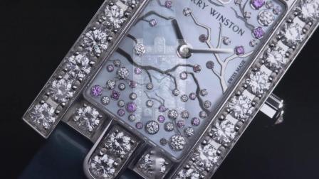 第五大道Avenue Classic系列Cherry Blossom腕表