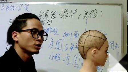 美感短发设计之量感分配3_超清
