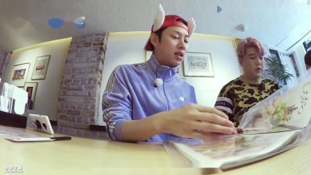 SJ Returns2 EP4 D&E 公演场附近 希澈pick的餐厅 [神迹字幕组]