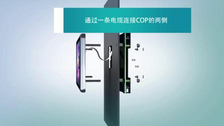 欧捷E-Motive PRP超薄彩色液晶图片机