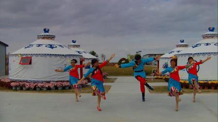 银宝集团健身队<<舞动吉祥>>射阳盐场广场舞