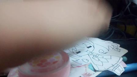 『柒♡兮』表妹自制的食玩包~阔能不好看,但毕竟她也画了很长时间,希望大家别喷♡木马