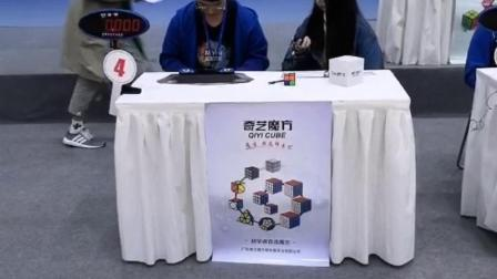 杭州赛决赛平均7.62s