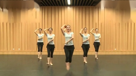 6.4 六级---唱花儿的花儿(舞蹈考级)-_高清