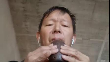 鹤庆笛哥埙曲试吹《枉凝眉》演奏:李文林。