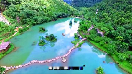 航拍多彩贵州风光  超清版