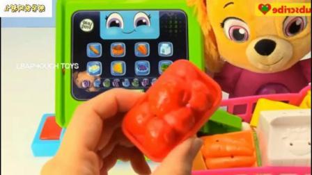 用儿童唇膏玩具学习颜色