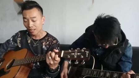 沙漠骆驼 手机录制 房硕  鲨鱼吉他教室 谭飞