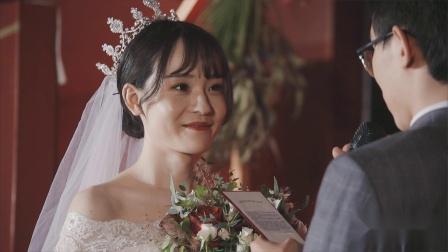2018.4.14《FENG&DAN》婚礼电影