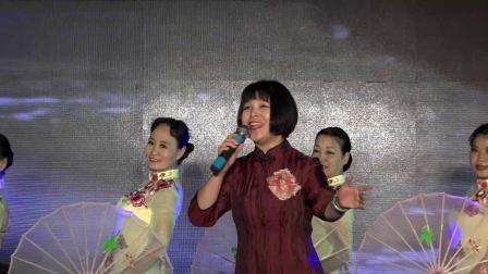 民歌组合《乡音乡情》南京老干部局摄影团队录制