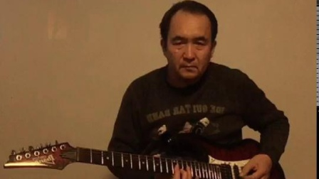 电吉他电子琴合奏《又见炊烟》