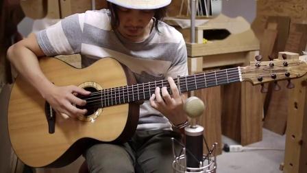 Ogino本人演示ogino木吉他音色试听