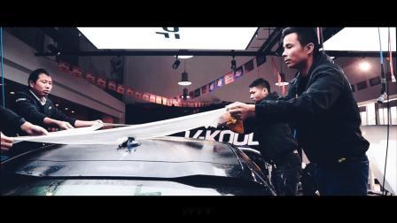 UPPF-宝马X4施工